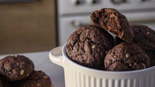 Εύκολα Μαλακά Μπισκότα σε 20' - Easy Soft Cookies