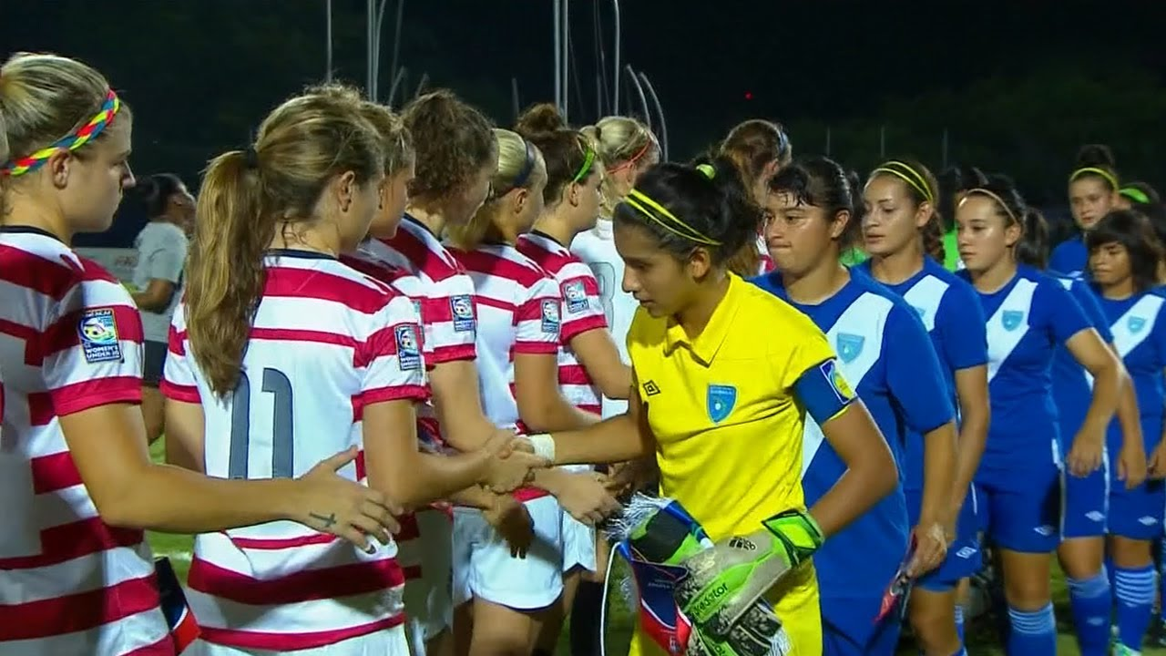 new concept 37623 5d14d U-20 WNT vs. Guatemala: Highlights - Jan. 13, 2014