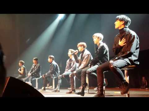 [Fancam] GOT7 Fanmeet in Toronto - Prove It