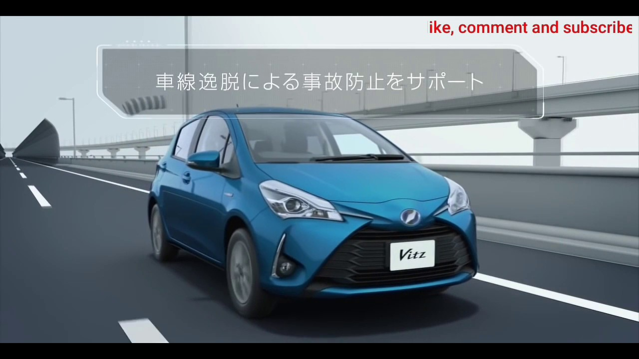 Toyota Vitz 2020 Interior And Exterior