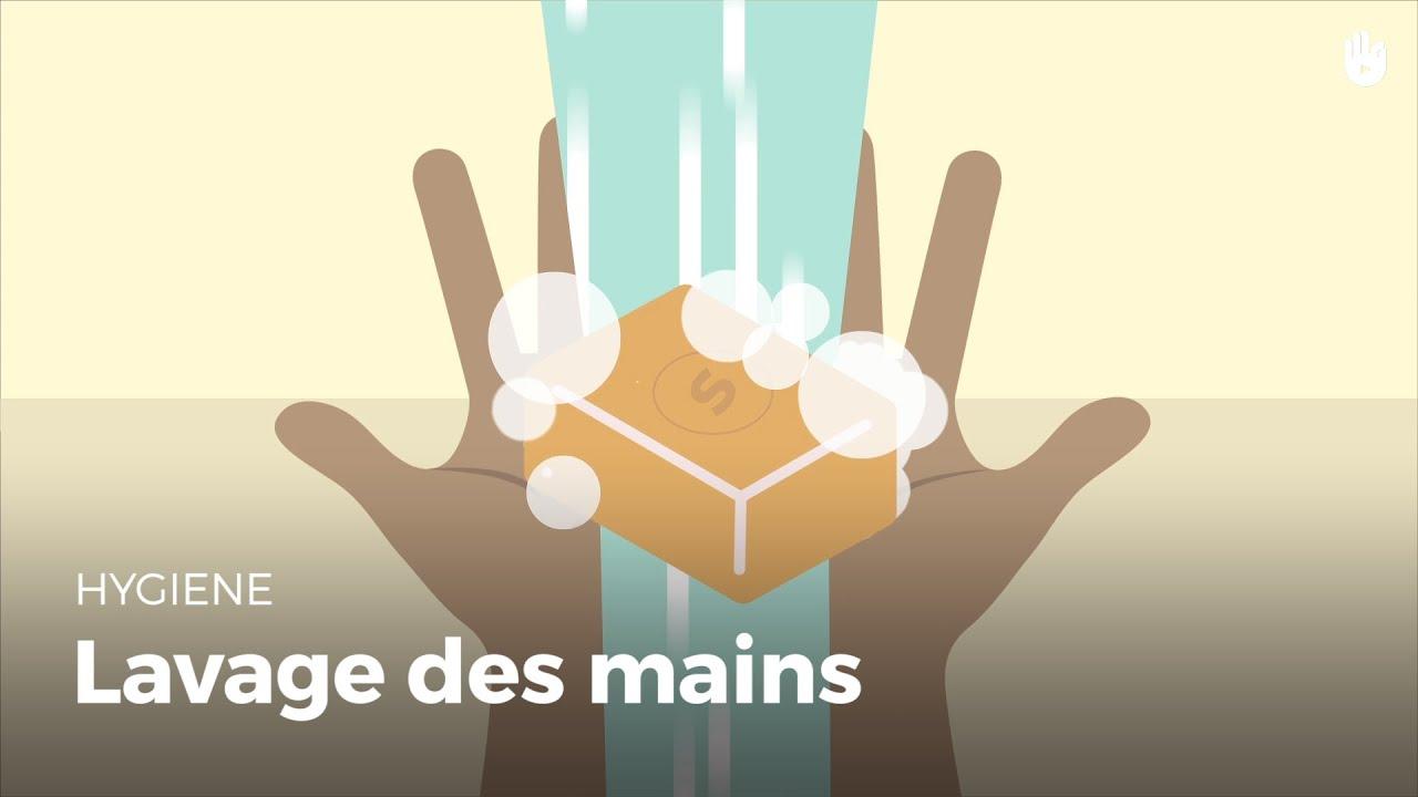 Lavage des mains pid mies youtube - Coloriage lavage des mains ...