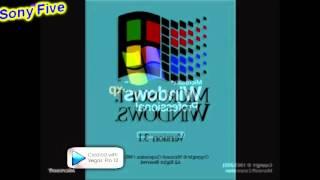 Windows XP Sparta HSM Remix (Ft Windows 3.1 and 95) 20 Subsc...