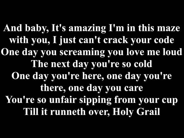 Chordify jay z holy grail ft justin timberlake lyrics malvernweather Image collections