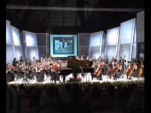 Gulsin Onay - Saygun 1st Piano Concerto (1/4)