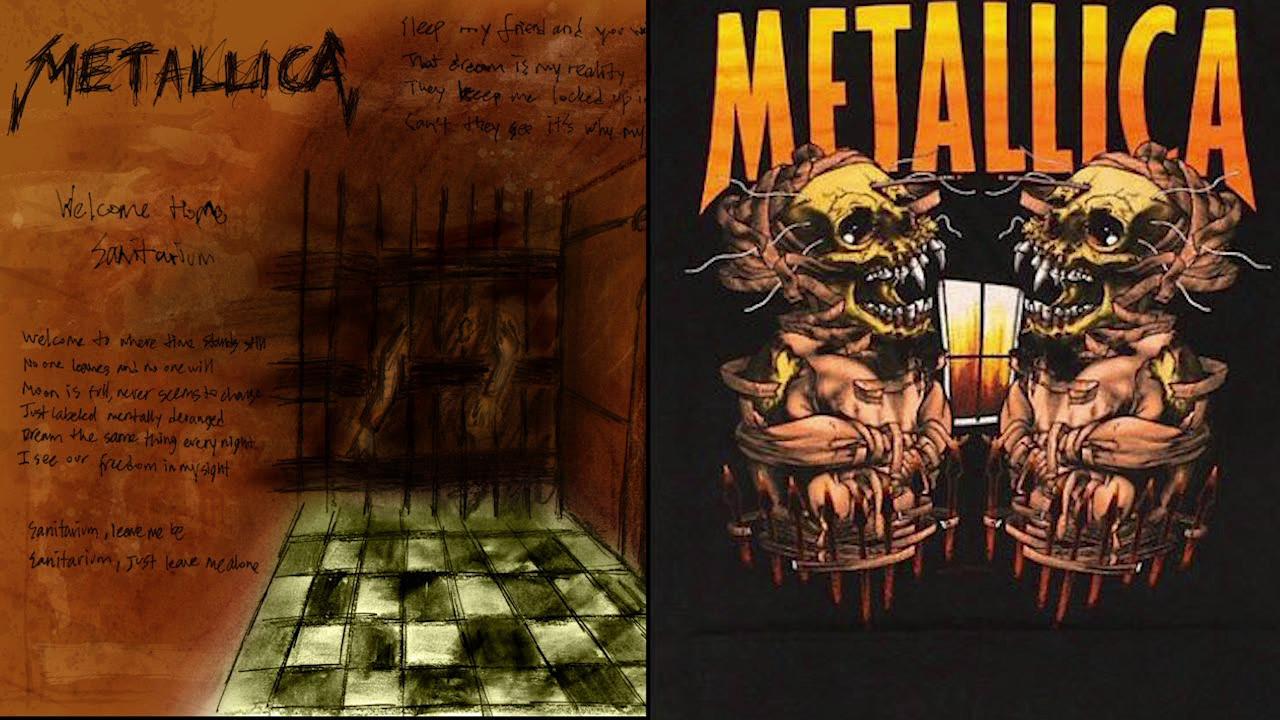 Welcome home sanitarium metallica hd pictures.