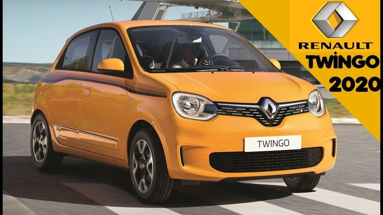 Novo Renault Twingo 2020 Todos Detalhes Top Carros Youtube