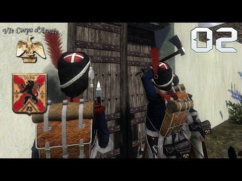 M&B: Napoleonic Wars - Siege Battle #2 [CZ, 73e]