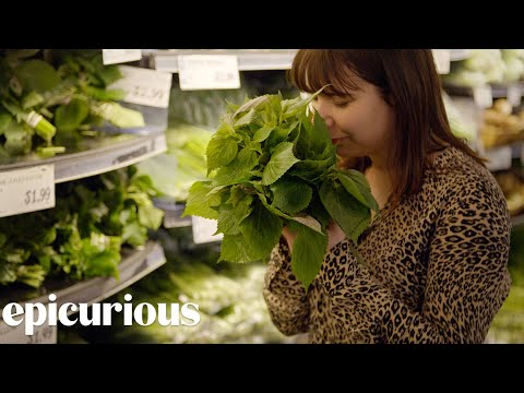 How to Shop at a Korean Market | Lost in the Supermarket | Epicurious
