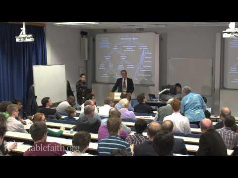 Cadbury Lectures: God Over All | 5. Just Pretend | University of Birmingham, UK