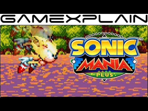 Cheat Codes Discovered in Sonic Mania Plus! We Test Them Out!