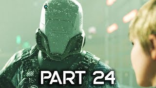 Detroit Become Human Gameplay Walkthrough Part 24 - Leaving Detroit (PS4 PRO Detroit Gameplay)