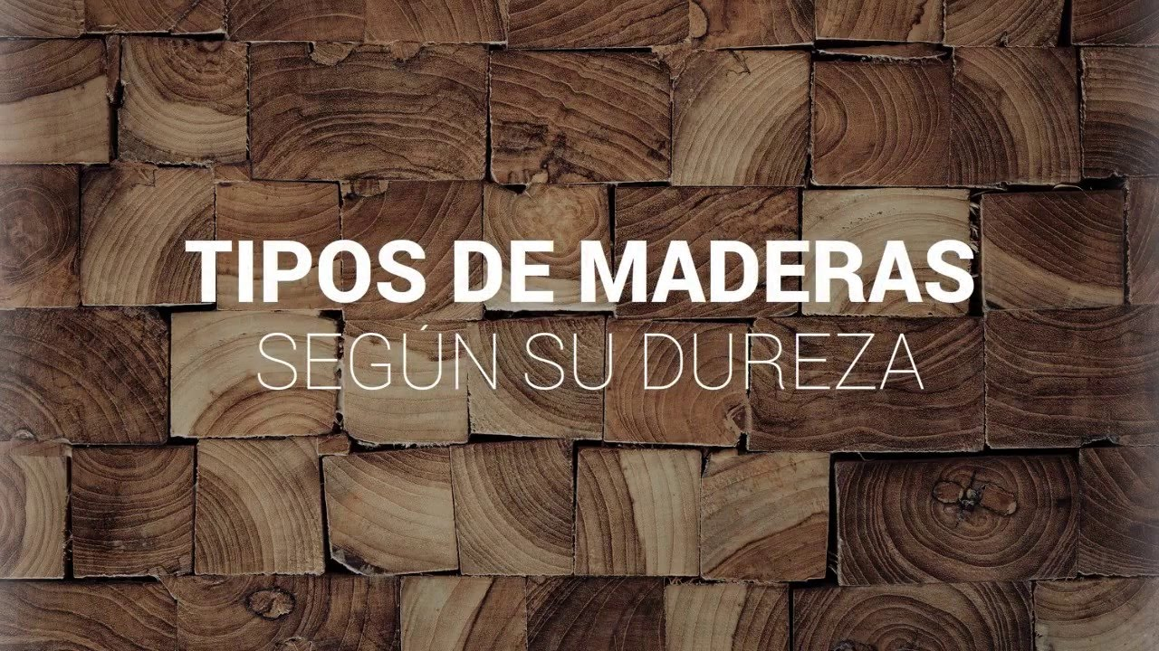 Tipos de maderas youtube for Tipos de estanques para acuicultura