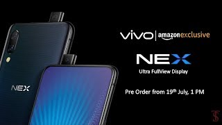 Vivo NEX S India Pricing and Launch Date Revealed