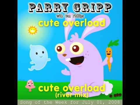 Клип Parry Gripp - Cute Overload