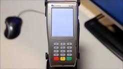 Vx 680 3G - Veloitus ja Peruutus