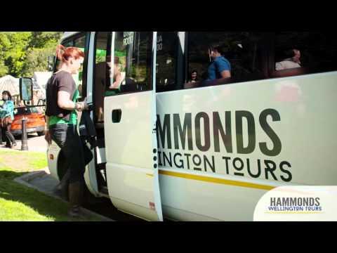 Hammonds Wellington Tours - City Sights Tour