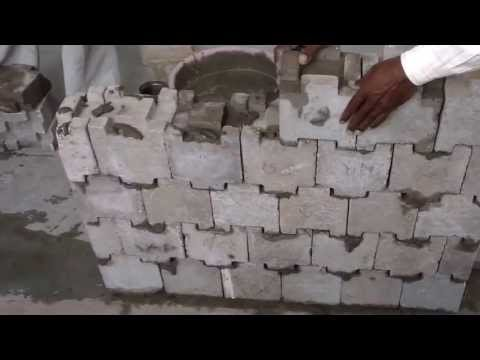 Self Interlocking Blocks for Increased Productivity in Masonry Construction