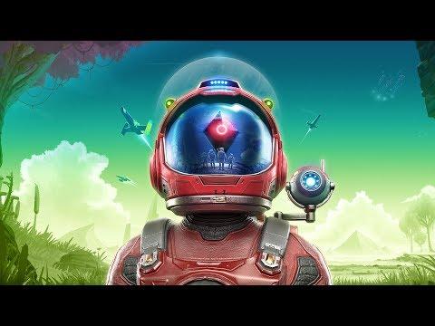 Объявлена дата выхода обновления Beyond для No Man's Sky