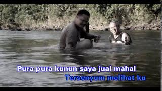 IKAN DUYUNG MANDI DI SUNGAI (MPB KARAOKE) - ALISTER LEONARD