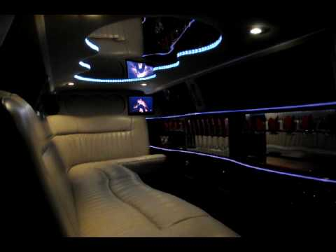 Limousine Nr 4 Innen Stretch Town Car 1 2 Avi Youtube