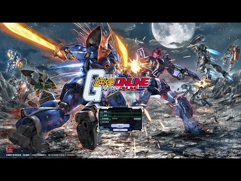 (19/9/2016) Mobile Suit Gundam Online (TW) English Signing-Up and Download Guide 2