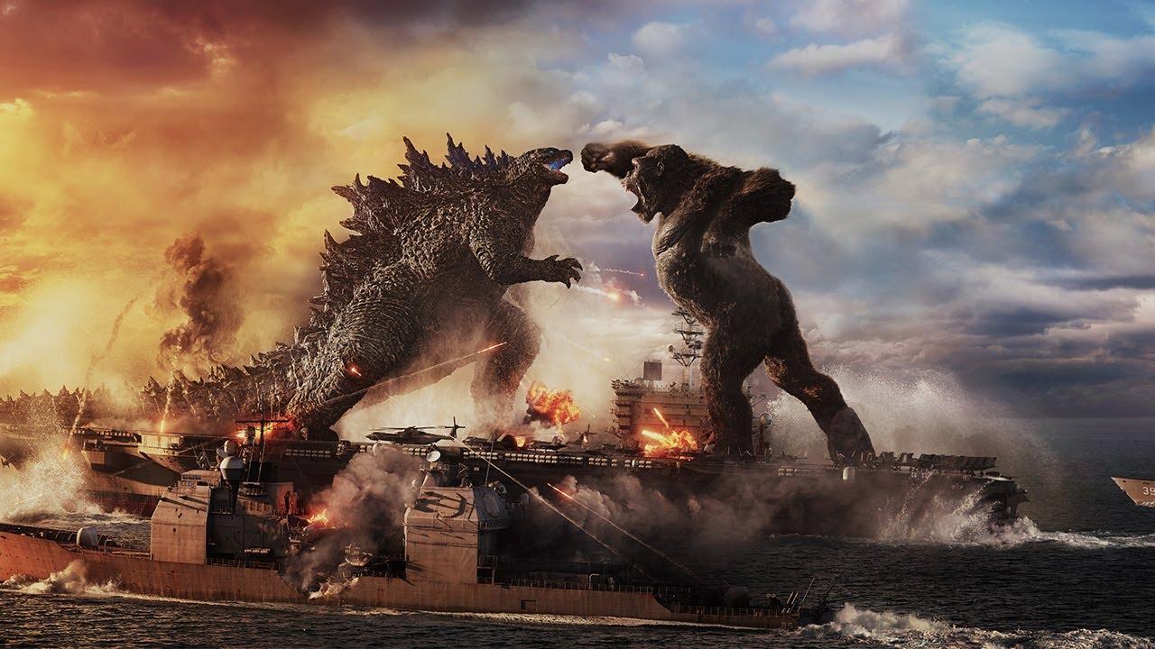 Godzilla vs. Kong - Trailer F1 (เสียงไทย) - YouTube