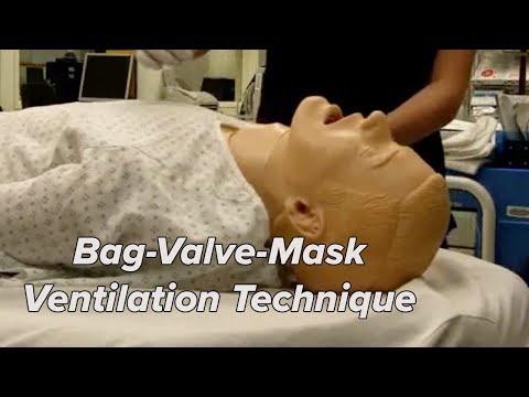 Bag-Valve-Mask Ventilation Technique
