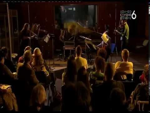 Belgrade Baroque: J. H. Schmelzer - Fechtschule - Live @ Radio Belgrade Studio 6