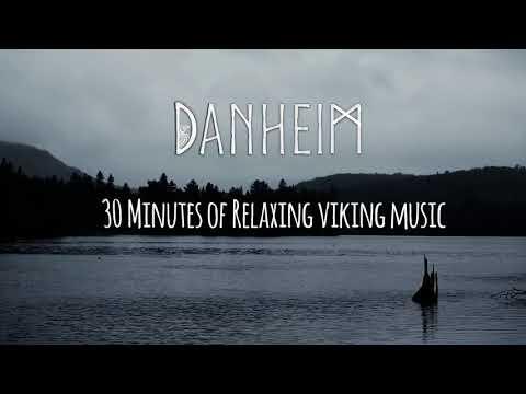 Relaxing Viking Music (Scandinavian & Nordic Sounds)