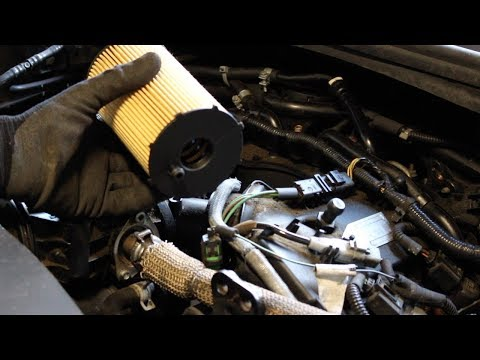 How to Change the Oil & Filter - Discovery 3 2.7 TDV6