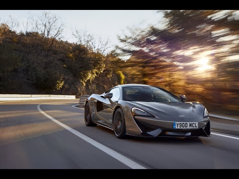 The McLaren Sports Series - built to drive