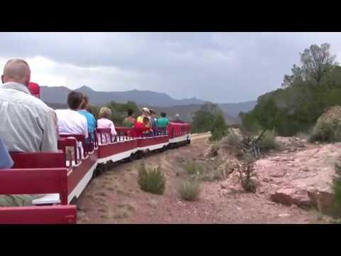 Take a ride-Royal Gorge Scenic Railway miniature train ride.