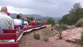 Take a ride-Royal Gorge Scenic Railway miniature train ride.