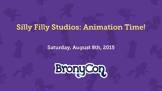 Silly Filly Studios: Animation Time!