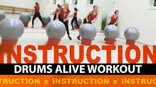 Download Lagu Drums Alive Workout | Jax Jones - INSTRUCTION ft. Demi Lovato, Stefflon Don mp3