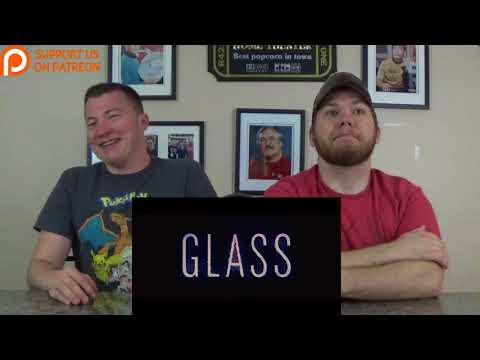 Glass - Official Trailer REACTION!!!