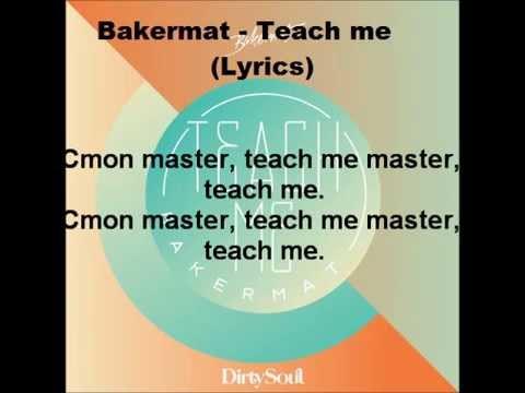 Teach me lyrics fantasia