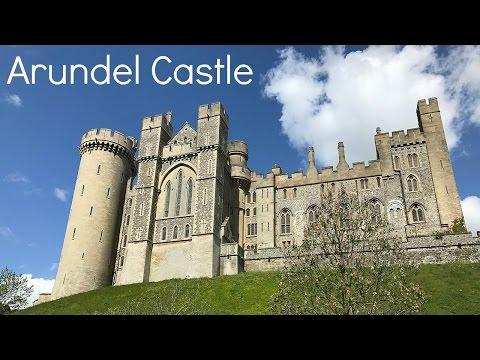Arundel Castle and Gardens, West Sussex