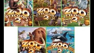 download zoo tycoon 2 (all versions) تحميل