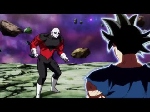 Goku awakens Ultra Instinct vs Jiren again DBS Episode #128  (Eng Subs)