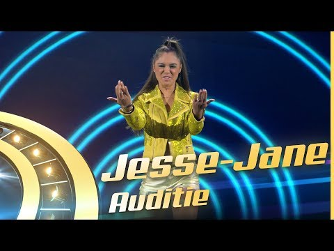 JESSE-JANE - Ain&39;t no other man  DanceSing  Audities