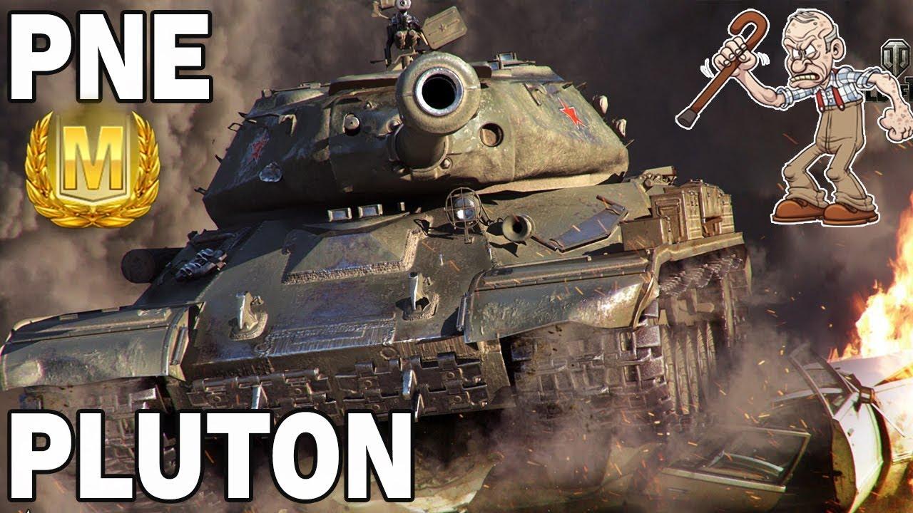 ASY PANCERNE Z PNE – BITWA PLUTONOWA – World of Tanks