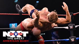Oney Lorcan vs. Timothy Thatcher: NXT Great American Bash, July 1, 2020