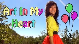 The Art In My Heart Ft Mike Fal [Dance]