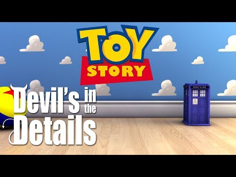 Toy Story - Devil's in the Details