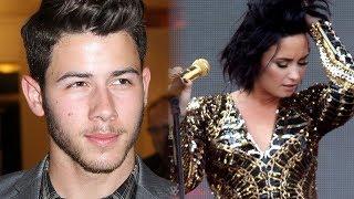 Demi Lovato Reveals FEELINGS for Nick Jonas And He Has Them TOO