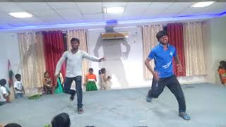 Cds cultural dance programming me and my Frd dance.....compadisan....