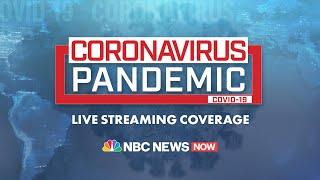 Watch Full Coronavirus Coverage - April 10 | NBC News Now (Live Stream)