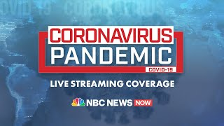 Watch Full Coronavirus Coverage - April 10 | NBC News Now (Live Stream)