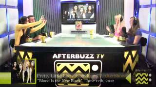 "Pretty Little Liars  After Show  Season 3 Episode 2 ""Blood Is The New Black"" 